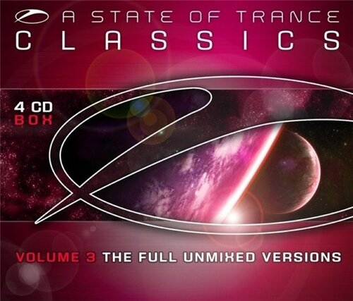 A State Of Trance Classics Vol 3 The Full Unmixed Versions (2008)