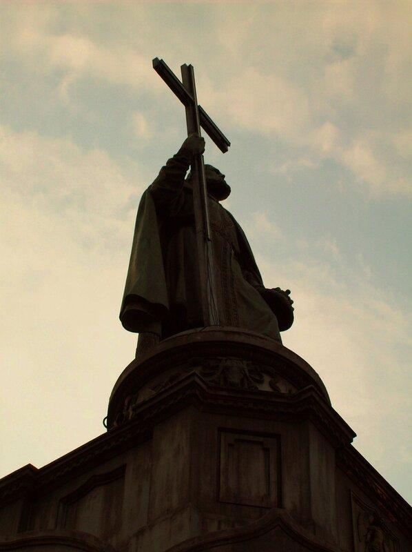 Памятник Владимиру Крестителю