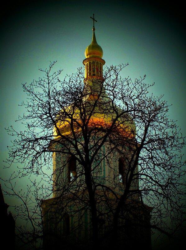 Колокольня Софии Киевской