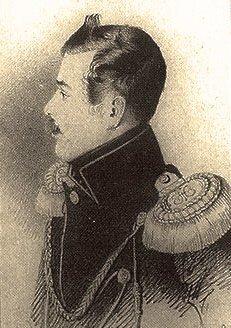 Томас Райт. Петр Петрович Ланской  1841 г