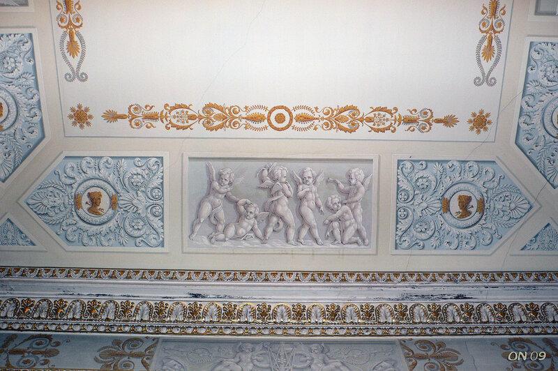 Елагиноостровский дворец. Туалетная