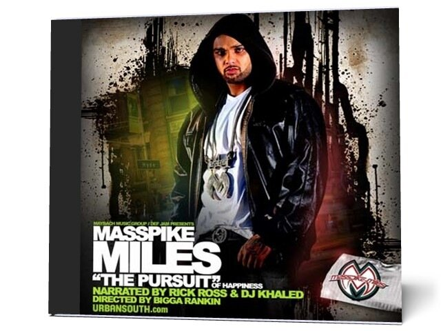 Masspike Miles - The Pursuit Of Happiness (Narrate ...
