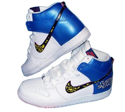 Custom sneaker. Демаем своими руками
