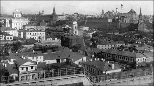 Панорама с крыши Музея