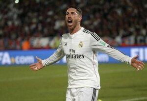 Серхио Рамос продлил контракт с «Реалом» до 2020 года