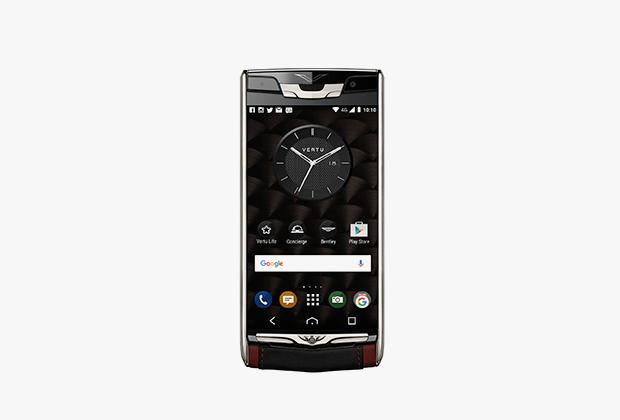 Усовершенствованный смартфон от компании Vertu