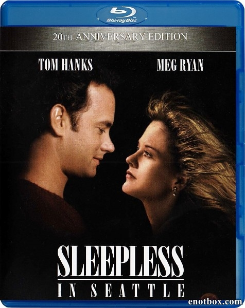 Неспящие в Сиэттле / Sleepless in Seattle (1993/BDRip/HDRip)