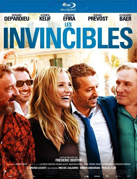 ����������� / Les invincibles (2013/BDRip/HDRip)
