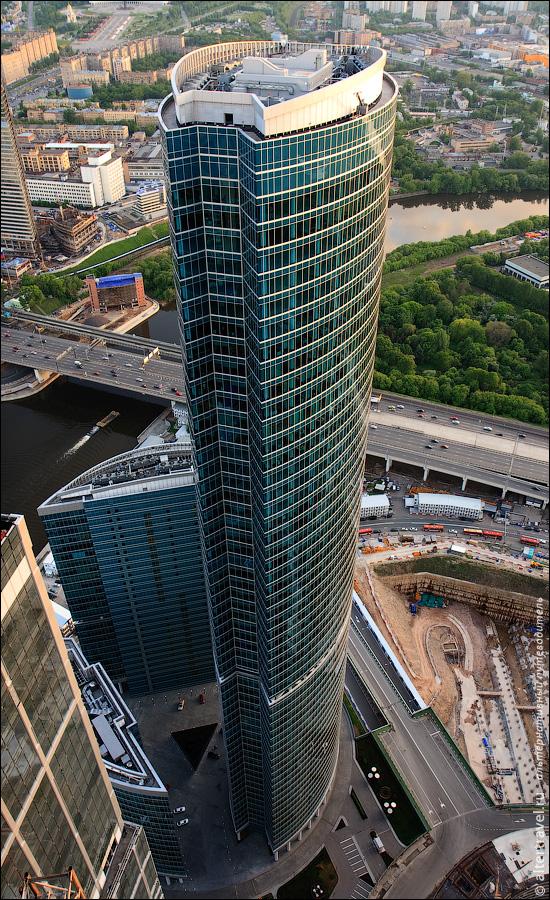 Самая высокая Башня С, комплекса Башни на Набережной