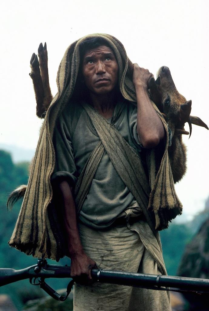 Тибет, Гималаи, Непал - в фотографиях Эрика Валли / Eric Valli