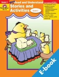 Книга More Read and Understand Stories and Activities, Grade 2