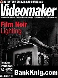 Журнал Videomaker Ноябрь 2008  pdf 17Мб