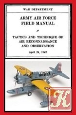 Книга Tactics and Technique of Air Reconnaissance