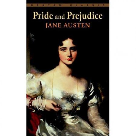 Книга Pride and predjudice