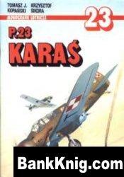 Книга P.23 Karaś (Monografie Lotnicze 23)