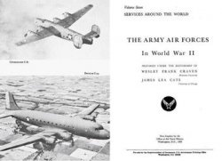 Книга The Army Air Forces in World War II Volume Seven