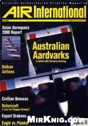 Журнал Air International 2000 №4   (v.58 n.4)