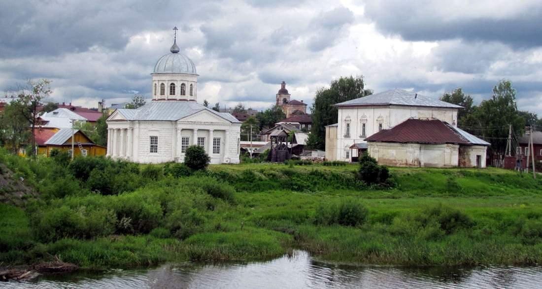 Город Солигалич