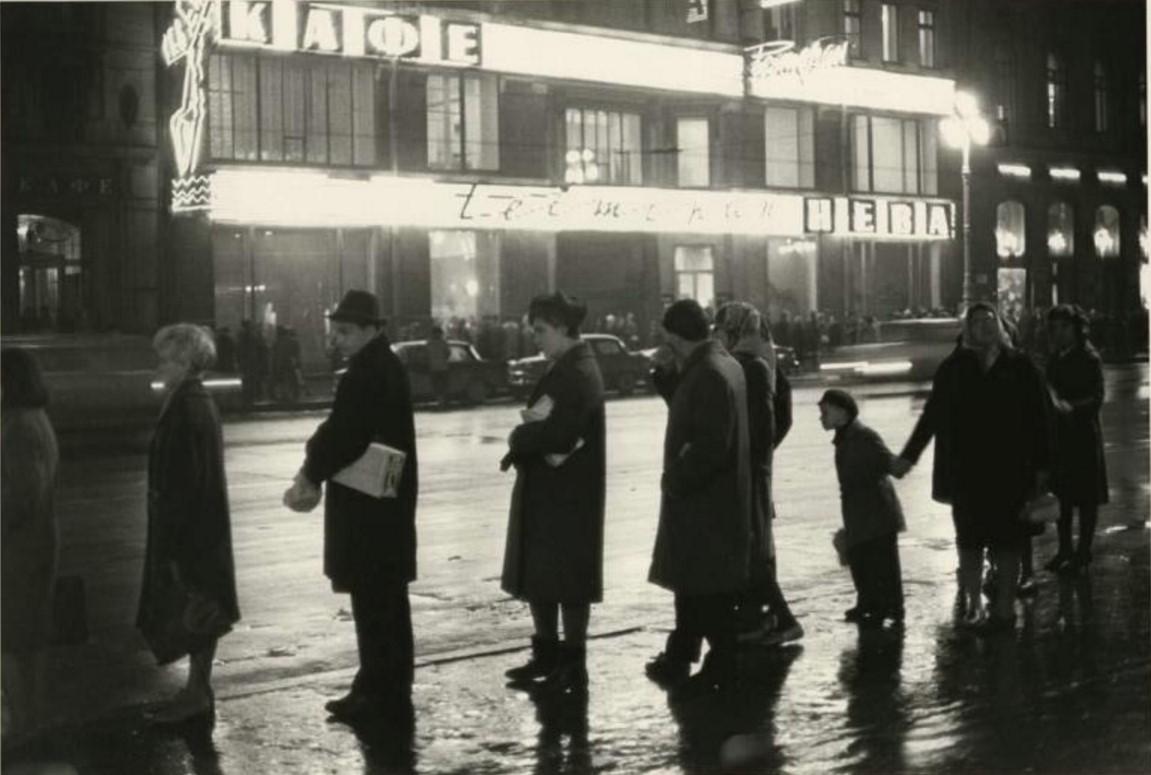 1960-е. Без названия. Ленинград