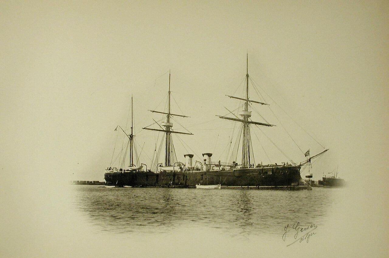 23. Вид корабля «Адмирал Корнилов»