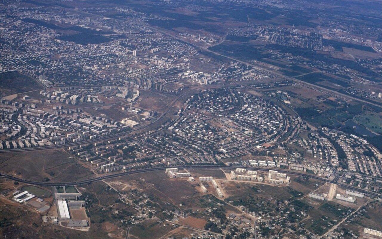 02. Вид на город с воздуха