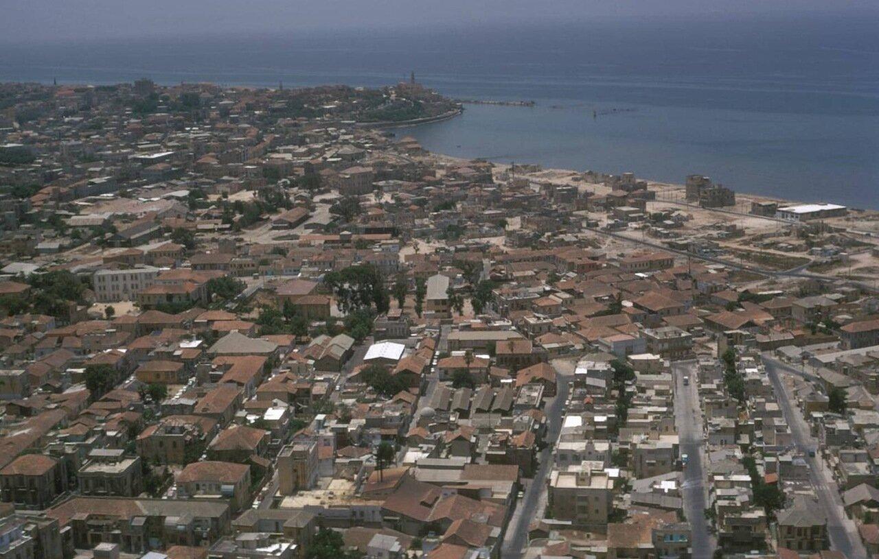 04. Вид на город с воздуха