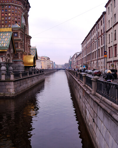 Канал Грибоедова