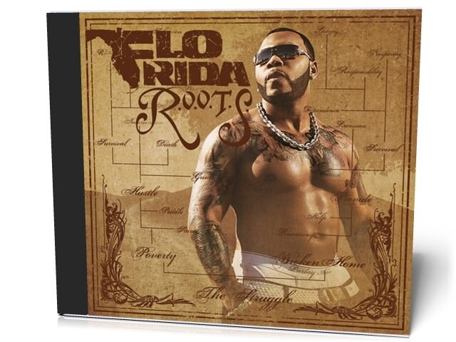 Flo Rida - R.O.O.T.S [2009][Retail][Grouprip]