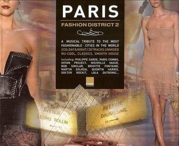 VA - Paris Fashion District 2 2CD (2009)