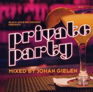 VA - Private Party Mixed By Johan Gielen