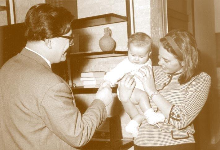 The infancy Marina Faggioli