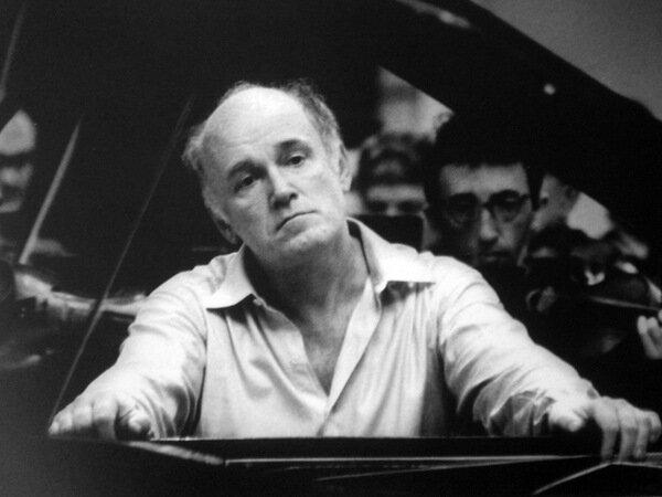 Святослав Рихтер. 1964