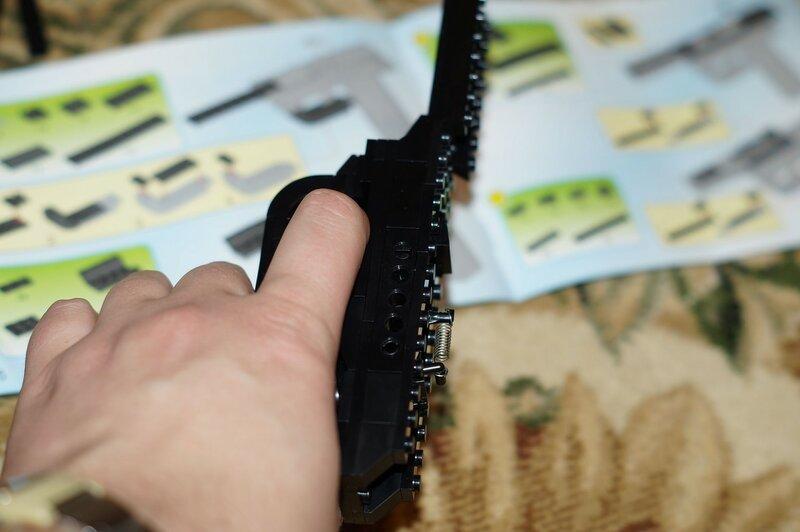 Focalprice: Пистолет от Enlighten (модель 407, 167 деталей)