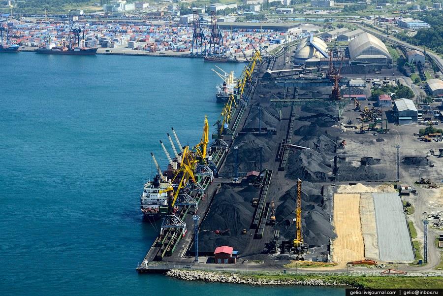 В 2017 году пропускная способность Порта возрастет на 10 млн. тонн угля.