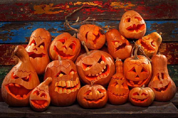 6. Многие хеллоуинские традиции на самом деле по происхождению католические. Например, тыква с проре
