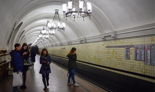 В столице станцию метро «Фрунзенская» закрыли на14 месяцев