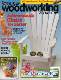 Журнал ScrollSaw Woodworking & Crafts №55 (Summer 2014)