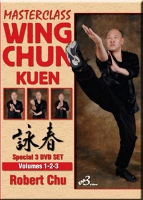 Книга Wing Chun Kuen Masterclass (DVDRip) 2010