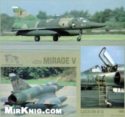Книга Belgian Air Force. Mirage V