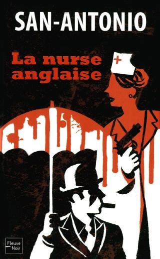Книга La nurse anglaise