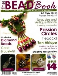 Журнал The bead book №14