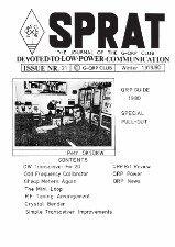 Журнал Sprat № 21, 1979