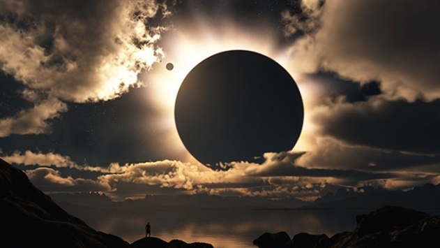 Солнечное затмение вБеларуси