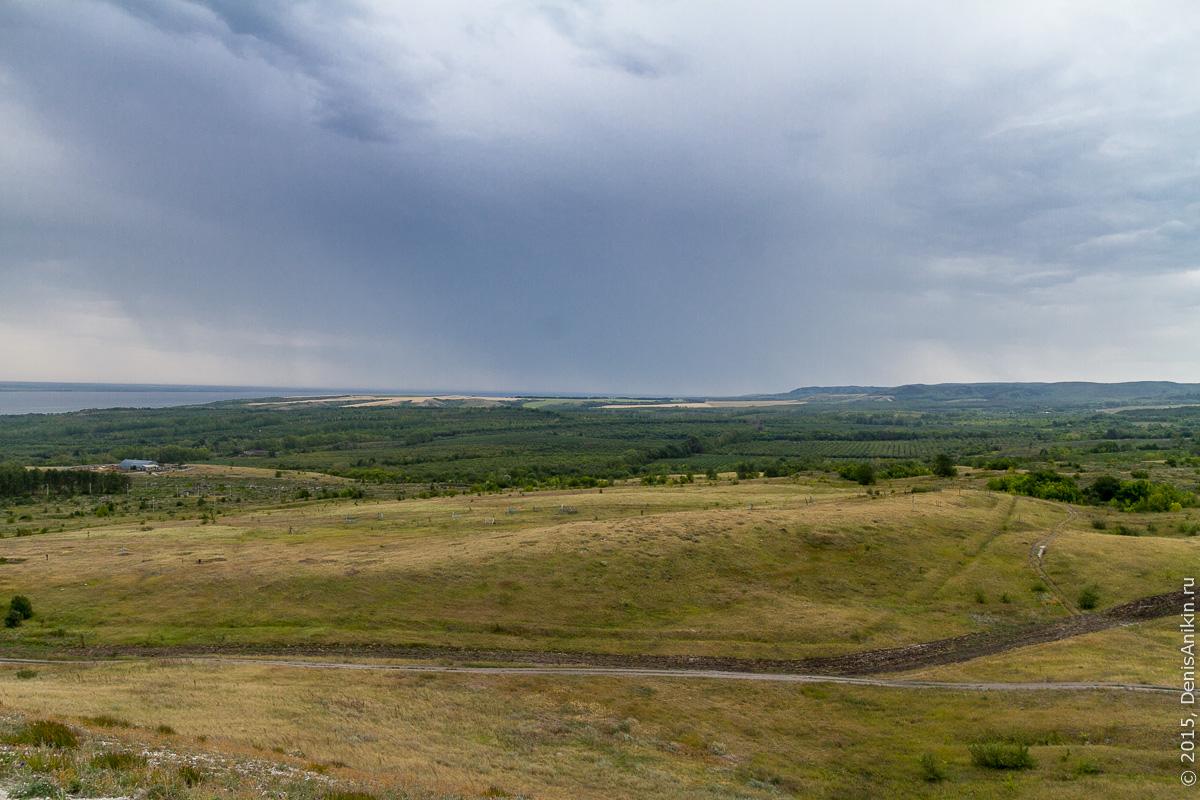 Гора Каланча Хвалынск 7