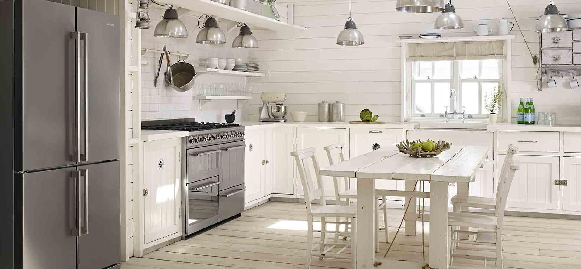 Низкие цены на кухонную технику Smeg
