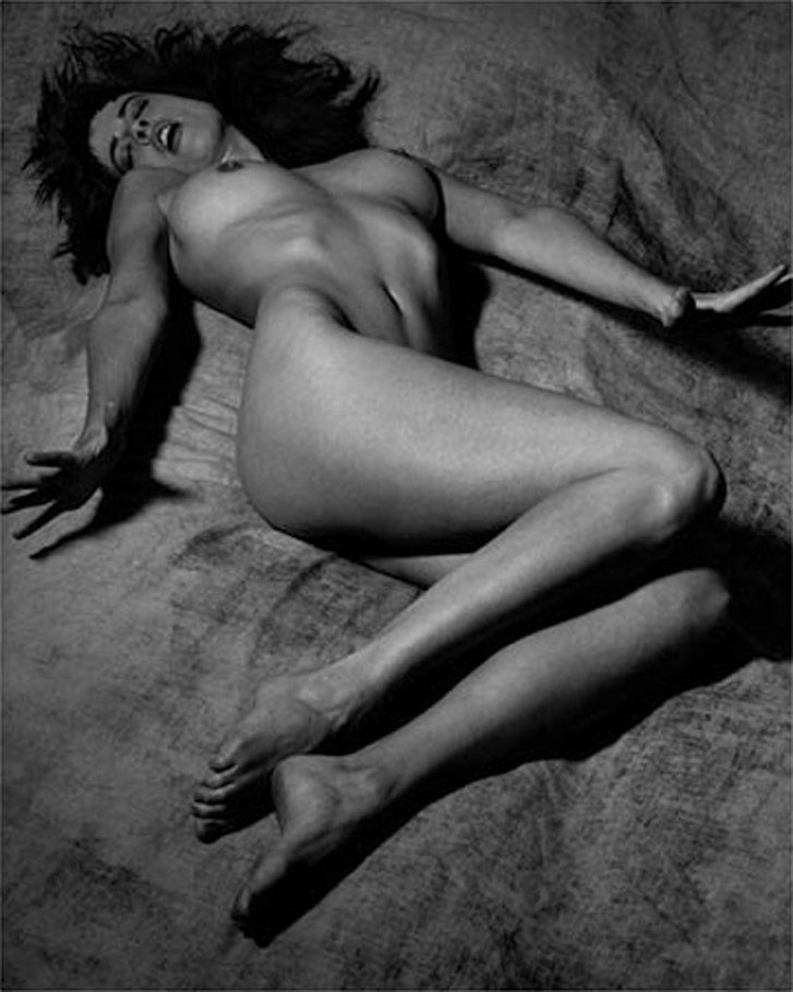 работа фотографа Альберта Уотсона / Nude - photo by Albert Watson