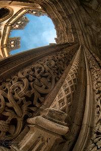 Mosteiro da Batalha, Capelas Imperfeitas