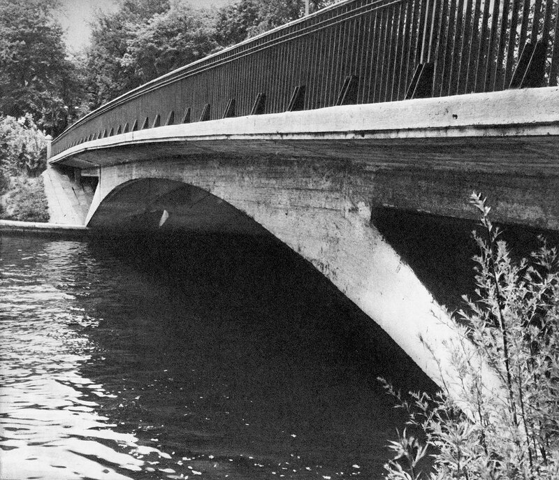 Мало-Крестовский мост / Malo-Krestovsky Bridge