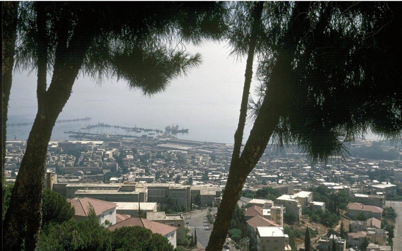 05. Вид Нижнего города