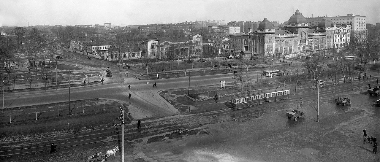 1939. Ленинградское шоссе, Бывший ресторан «Яр»
